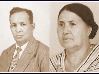 Portret Opa & Oma Muntslag