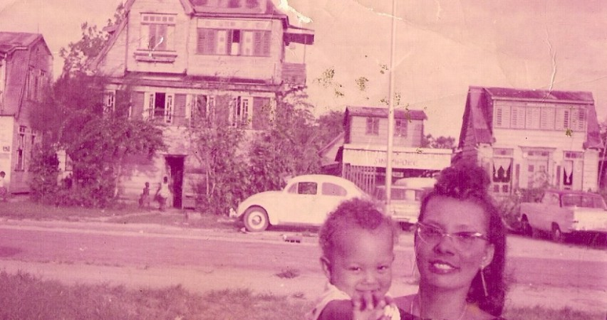 Tourtonnelaan 1967