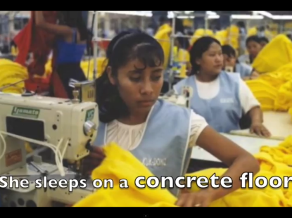 Nike sweatshop video