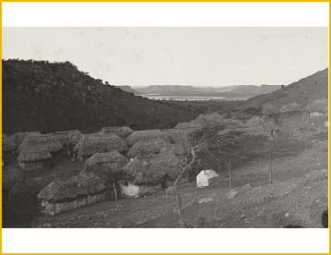 kunuku huizen op plantage siberie 1910-1915 TM 60019498 Soublette et Fils
