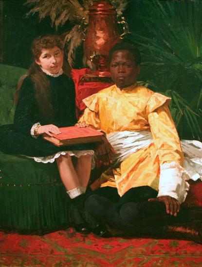 Museum M - Gustave Vanaise - De neger en ik